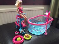 Barbie Pool