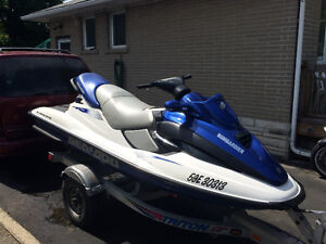 2000 Seadoo GTX Millennium Edition 3 Seater with reverse