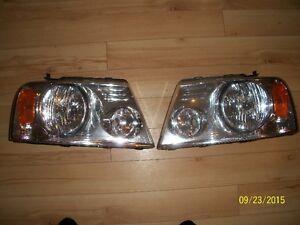 2004 - 2008 F150 Headlights