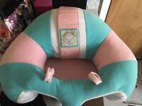 Hugga boo seat
