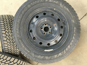16 Inch Winter Tires with Rims