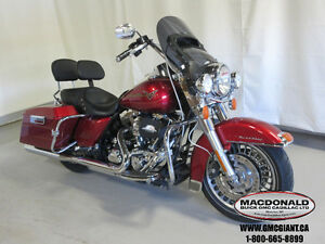 2013 Harley Davidson FLHR Road King