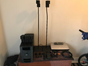 Bose Lifestyle T20 Home Theatre Surround Sound System
