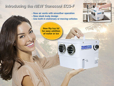EC3 Portable 12 Volt Air Cooler / Evaporative Air Conditioner