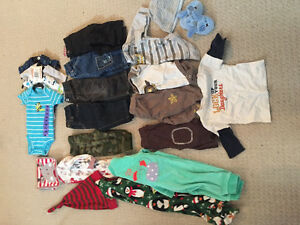 3m-6m-9m boys clothes