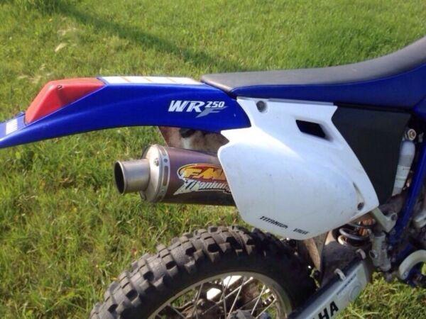 Used 2003 Yamaha WR