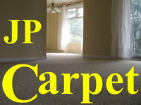 CARPET $1.89 sq.ft. Installation w/ Quality UNDER-PAD...