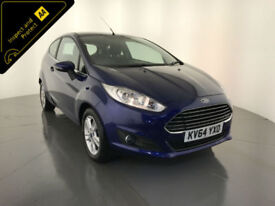 2014 64 FORD FIESTA ZETEC TDCI DIESEL 1 OWNER SERVICE HISTORY FINANCE PX WELCOME