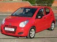 2010 Suzuki Alto 1.0 SZ3 + 1 OWNER + 56K + £20 TAX