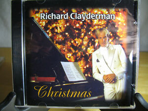 "Richard Clayderman ""Christmas"" CD, NEW Oakville / Halton Region Toronto (GTA) image 1"
