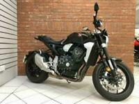 2019/69 Honda CB1000 RA-J With Just 1017 Miles Finished In Black