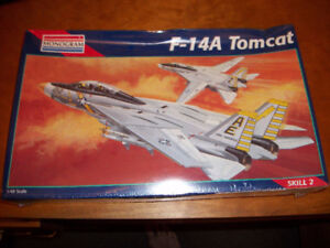 1995 MONOGRAM F-14A TOMCAT Model 1:48 Scale