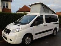 Fiat Scudo Pop Top Camper Van