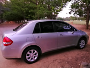 Nissan Tiida 2006 Griffith South Canberra Preview