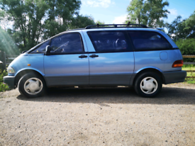 Toyota Previa 1995 101k miles Last owner 20 years S/H & 12 months mot