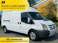 2014/ 14 Ford Transit 350 TDCi 125 [ MOBILE WORKSHOP+ PTO ] A/C TWIN SIDE DOORS