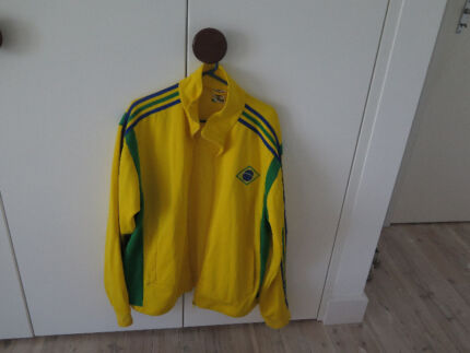 adidas vintage brasil soccer team  top xxl Woolooware Sutherland Area Preview