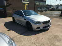 2010 BMW 535 3.0TD M SPORT,TWIN TURBO,SALOON,STUNNING
