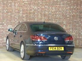 Volkswagen CC GT TDI Bluemotion Technology 2L 4dr