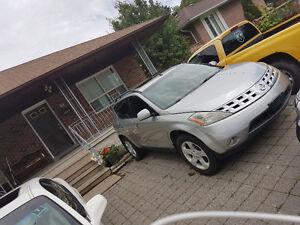 2003 Nissan Murano Sl awd SUV, Crossover