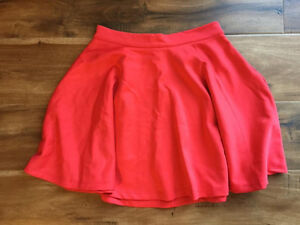 Skater Style Skirts in both Red and Blue Kitchener / Waterloo Kitchener Area image 2