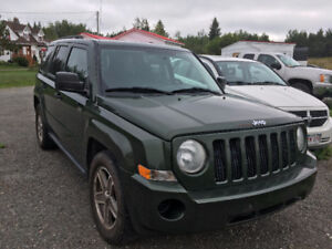 2008 Jeep Patriot NORTH SUV, Crossover