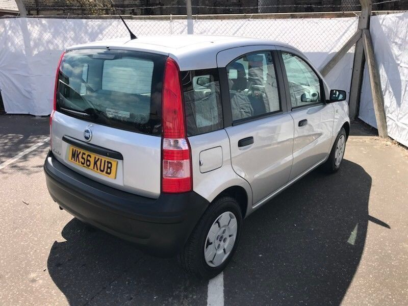 fiat panda 1 1 1 former female keeper full stamped history low