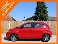 2011 Chrysler Ypsilon 1.2 SE 5 Door 5 Speed Bluetooth Parking Sensors Air Con Al