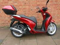 HONDA SH125i ABS 1006 MILES SERVICE HISTORY IMACULATE 1 OWNER ULEZ COMPLIANT