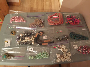 Hundreds of costume and vintage jewelry pieces