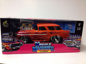 MUSCLE MACHINES DIECAST CARS   1/18 SCALE London Ontario image 9