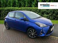 2018 Toyota Yaris VVT-I ICON TECH Hatchback PETROL/ELECTRIC Manual