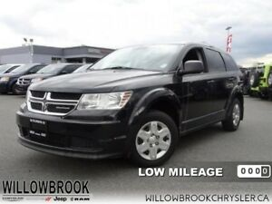 2011 Dodge Journey Canada Value Package  - Low Mileage