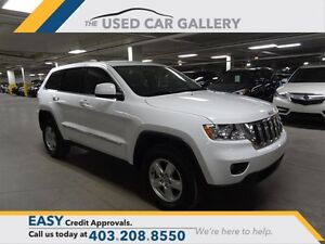 2013 Jeep Grand Cherokee Laredo 4D Utility 4WD Everyone Approved