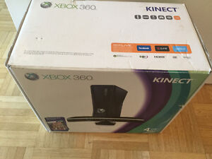 XBOX 360 + Kinect + Games