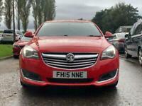 2015 Vauxhall Insignia 2.0 SRI NAV VX-LINE CDTI ECOFLEX S/S 5d 138 BHP Hatchback