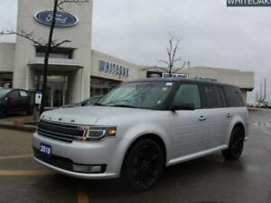 2018 Ford Flex Limited-Navi-Ford Certified