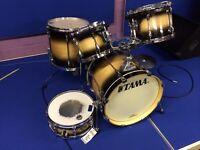 Tama superstar fusion professional drum kit