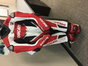 Ducati 1 Piece Race Suit