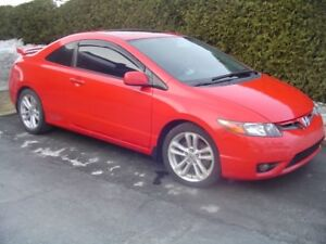 2006 Honda Civic Si Coupé (2 portes)