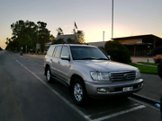 Toyota Landcruiser LC100 Sahara Immaculate Condition Hoppers Crossing Wyndham Area Preview