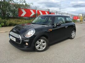 Mini Cooper D Hatch 1.5 Pepper Pack 2014, 50000 Miles, Full BMW Dealer Service History, HPI clear