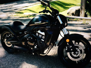 2015 Vulcan S with ABS and extremely LOW KM