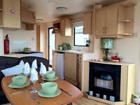 Static caravan FOR SALE INCLUDING 2017 SITE FEES NOTHING TO PAY UNTIL 2018 NORTH EAST
