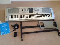 Yamaha DGX-505 Portable Grand electronic piano