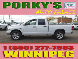 2012 DODGE RAM 4X4 $39/DN  BAD CREDIT OK 204-415-5299