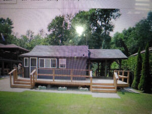 Waterfront home/ cottage innisfil ont