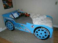 Custom Made Cars Bed
