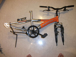 Bike for parts , the whole bike or the part you want