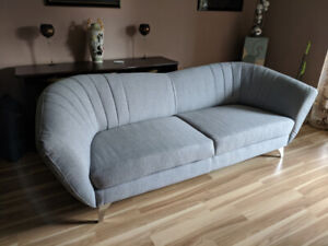 Beautiful stylish couch,  new, extremely comfortable